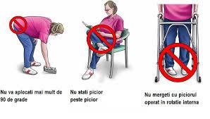 kinetoterapia in coxartroza operata)