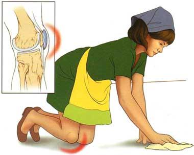 dureri de genunchi cu umflături)